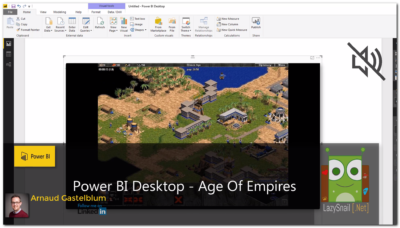 Power BI Desktop – Age Of Empires