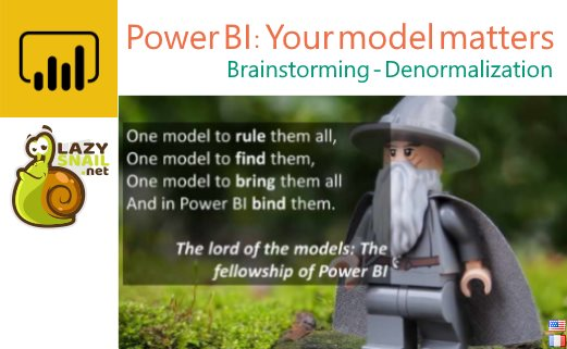 Power BI – Your model matters